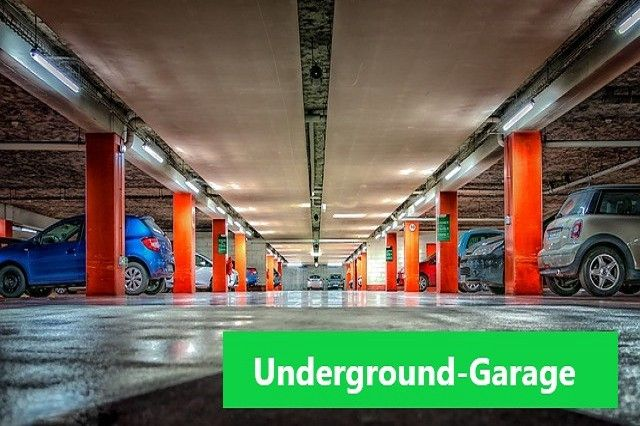 Dead Reckoning for Underground Garage