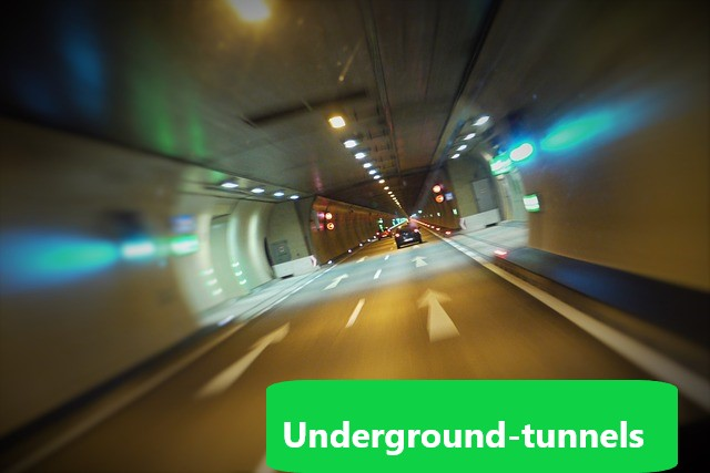 Dead Reckoning for Underground tunnels