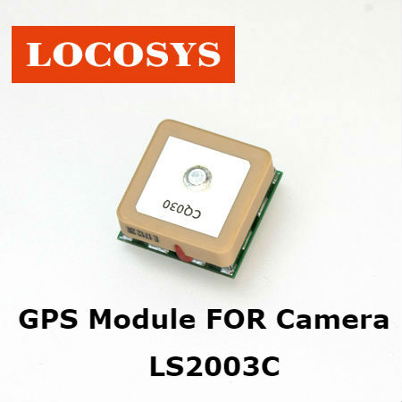 recommend gps module for camera